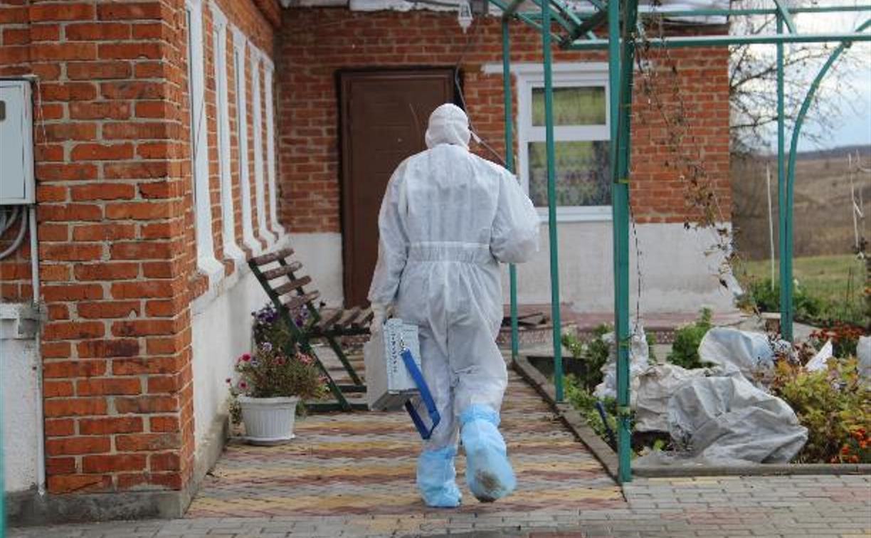Роспотребнадзор рассказал о пике заразности коронавируса