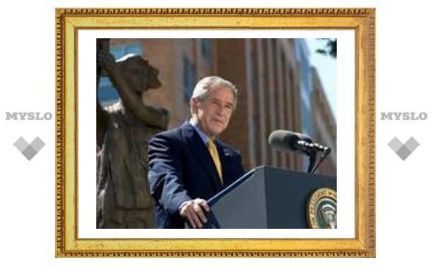 Буш обвинил коммунистов в гибели ста миллионов человек