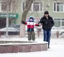 До выходных в Тульской области сохранится теплая и снежная погода