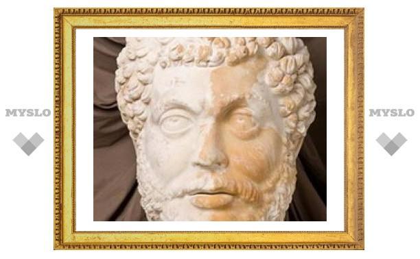 В античном Сагалассе Турции обнаружили голову Марка Аврелия