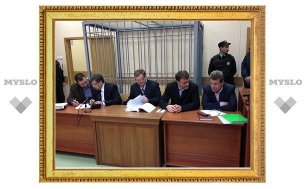 В Туле начался суд над Вячеславом Дудкой и Виктором Волковым