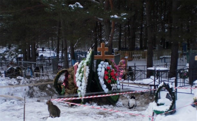 Мэр Тулы поручил отремонтировать дорогу на кладбище №1