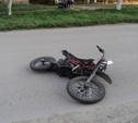 В Тульской области ищут беглого скутериста