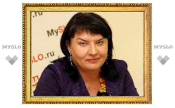 """В тульском отделении """"Единой России"""" не знают об исключении Толкачевой из партии"""