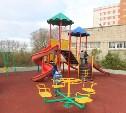 Ремонт детской площадки в Мясново проведут до конца октября