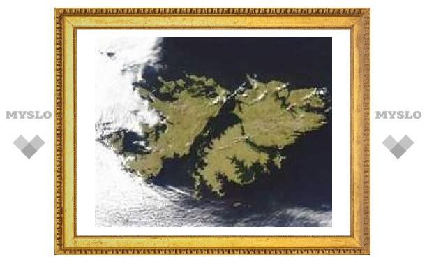 Аргентина отказалась делить с Лондоном нефть на Фолклендских островах