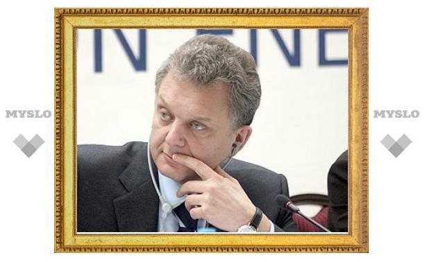Христенко заявил о 23-процентном падении промпроизводства