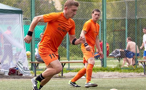 В Тульской лиге любителей футбола сыграны матчи очередного тура