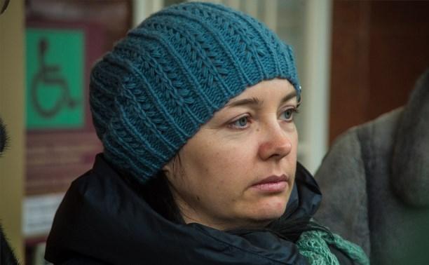 Наталья Тупякова объяснила, почему отозвала заявление об усыновлении Матвея