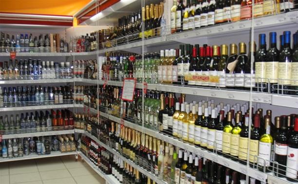 В Туле магазинная воровка стащила водку и текилу