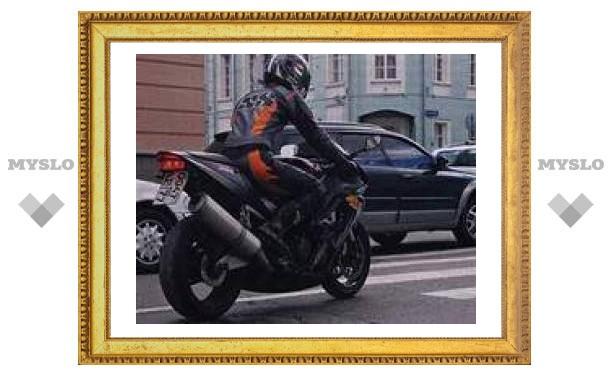 На тульских дорогах гибнут мотоциклисты