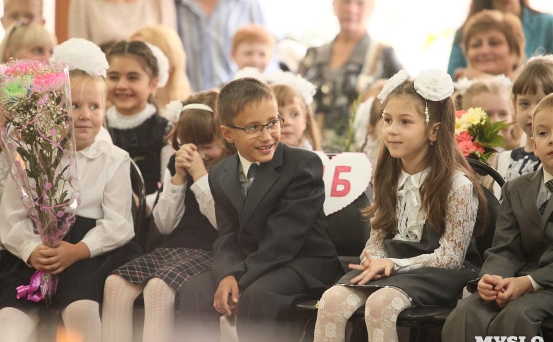 В Одоевском районе школу не успели подготовить к 1 сентября