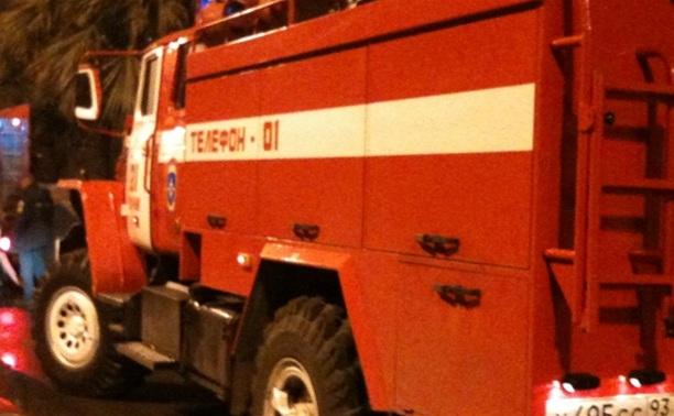 В многоэтажке на ул. Галкина в Туле сгорел лифт