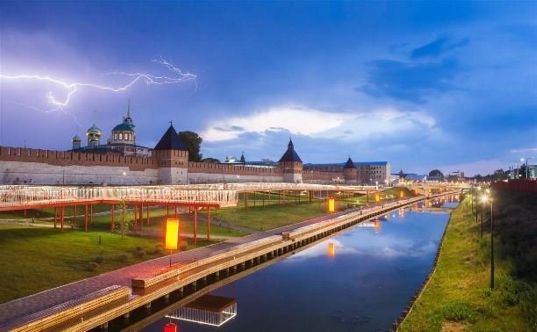 Метеопредупреждение: в ближайшие часы Тульскую область накроет гроза