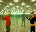 В Туле открылся стеклянный лабиринт