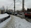 В Туле на пересечении улиц Октябрьской и Пузакова сбили пожилую женщину