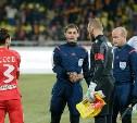 Домашний матч «Арсенала» с «Анжи» рассудит Алексей Еськов