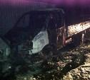 Ночью в Туле сгорели Hyundai Solaris и «Газель»