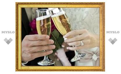 В Валентинов день 78 туляков стали счастливее!