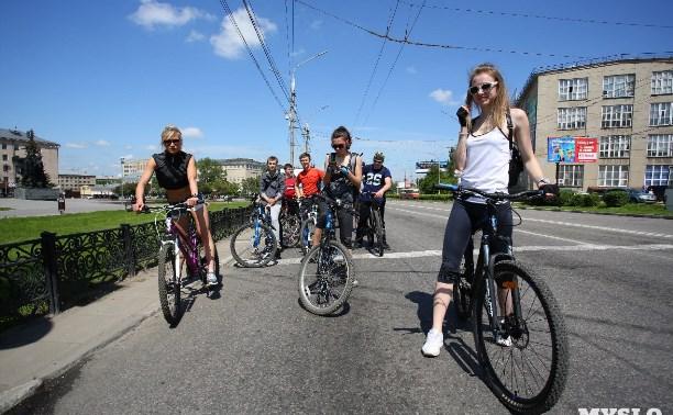 В Туле обсудили строительство велодорожек