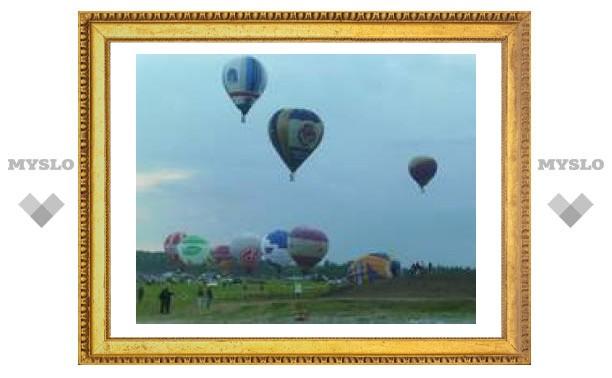 Тула готовится к фестивалю воздухоплавания