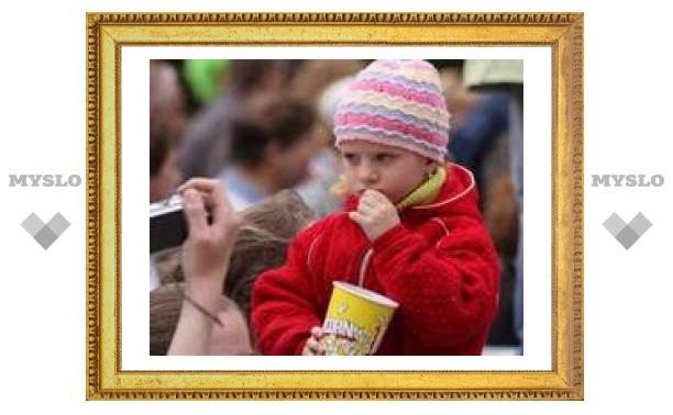 В Туле прошел конкурс детского рисунка