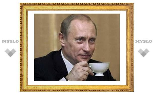 7 октября: день рождения Владимира Владимировича Путина