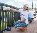 Волонтеры привели в порядок сразу несколько водоемов Большой Тулы