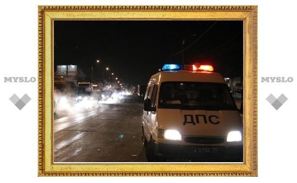 Тульские гаишники задержали автобус нелегалов