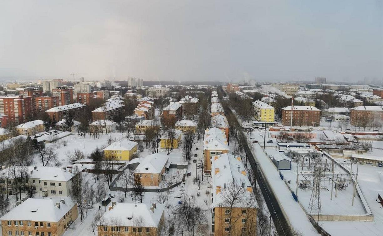 Погода 15 февраля: в Туле до -12°С и переменная облачность