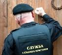 Тульские приставы подвели итоги рейда «Должник»