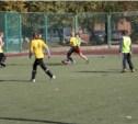 Школьники Тулы определили лучшие команды по мини-футболу
