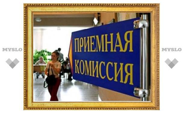 Приток абитуриентов в медвузы России вырос на треть