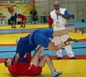 Тульские самбисты завоевали две медали на первенстве округа
