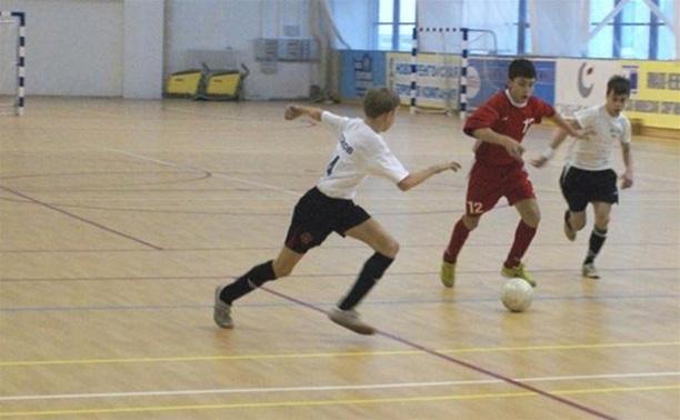 В Туле определились финалисты турнира «Мини-футбол – в школу!»