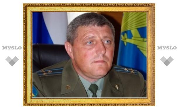 Под Тулой попал в аварию командир дивизии ВДВ