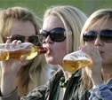 Почти во всех районах области подросткам продают алкоголь