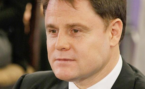 Губернатор обсудил с руководством Сбербанка план совместной работы