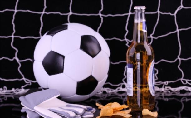 Депутаты временно разрешили рекламу пива на стадионах