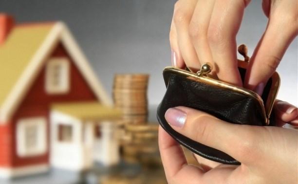 В среднем плата за капремонт для тульской семьи увеличится на 79 рублей