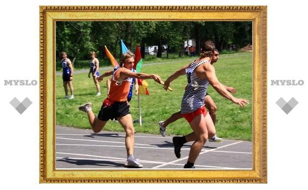 В Новомосковске возродят сельское спортивное общество