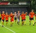 Новомосковский «Витязь» сыграет в зональном турнире «Кожаный мяч»