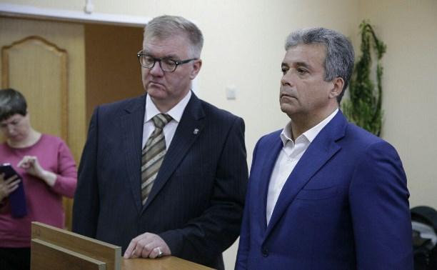 Суд вынес приговор экс-главе администрации Новомосковска Вадиму Жерздеву