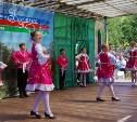 В Поленово состоялся фестиваль детского творчества «Курочка Ряба»