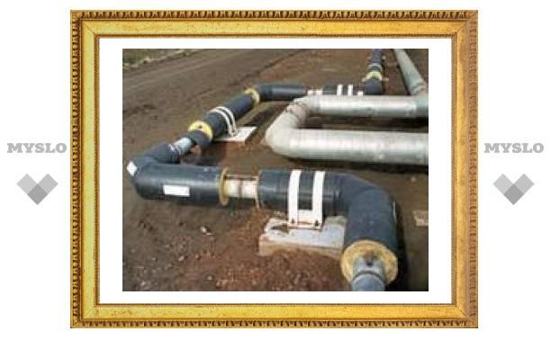 Новый водовод решит проблемы юга Тулы