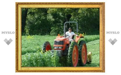 Фермера оштрафовали за неиспользование сельхозземель