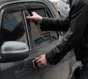 В Заокском районе московские подростки угнали «шестёрку»