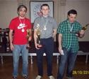 Тульский шашист завоевал две медали чемпионата Европы