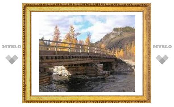 В Иркутской области ищут серийного поджигателя мостов