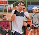 Тульский теннисист – на первом месте в мировом рейтинге среди юниоров